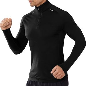 SmartWool PhD Ultra Light Zip Top - Long-Sleeve - Men's