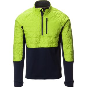 Smartwool Propulsion 60 Hybrid Jacket - 1/2-Zip - Men's