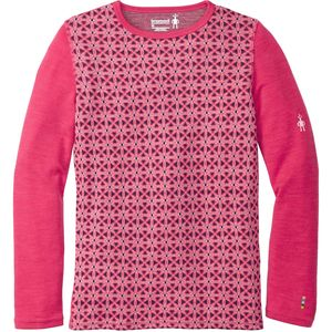 Smartwool Mid 250 Pattern Crew - Girls'
