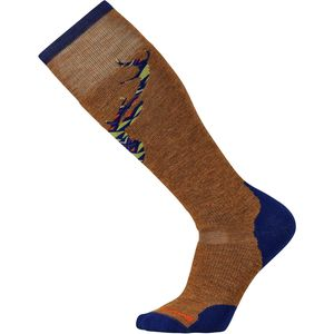 SmartWool Phd Slopestyle Medium Akaigawa Sock