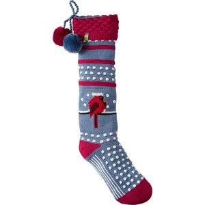 Smartwool Charley Harper Cool Cardinal Stocking - Women's