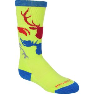 Smartwool Wintersport Camo Sock - Kids'