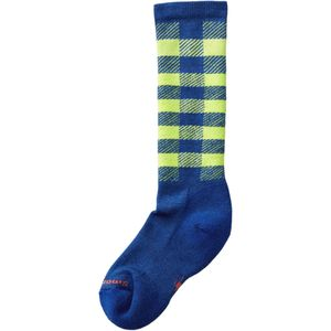 Smartwool Wintersport Buff Check - Kids'