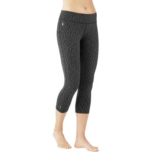 Smartwool PhD Pattern Capri Tights - Women's