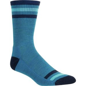 Smartwool Striped Hike Light Crew Sock - Women's