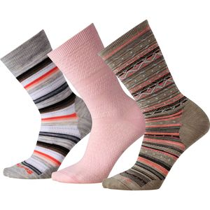 SmartWool Trio Sock - 3-Pack - Women's