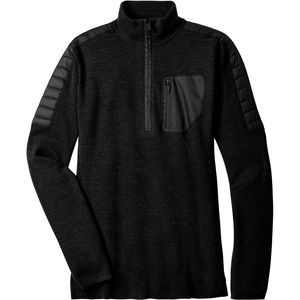 Smartwool Ski Ninja 1/2-Zip Sweater - Men's