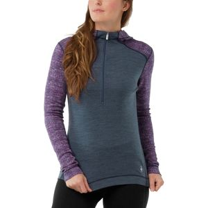 Smartwool Merino 250 1/2-Zip Hooded Top - Women's