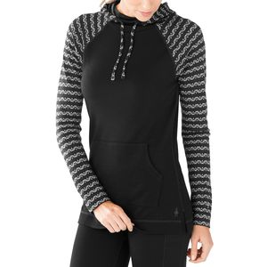 Smartwool Merino 250 Drape Neck Hooded Shirt - Long-Sleeve - Women's