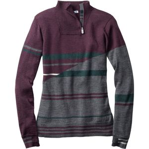 Smartwool Isto Sport Stripe Sweater - Women's