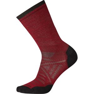 Smartwool PhD Run Cold Weather Mid Crew Sock - Men's