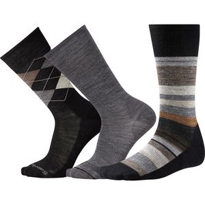 Smartwool Trio 3 Sock - 3-Pack - Men's