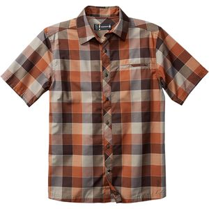 Smartwool Everyday Exploration Retro Plaid Short-Sleeve Shirt - Men's