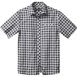 Smartwool Everyday Exploration Gingham Short-Sleeve Shirt - Men's