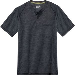 Smartwool Everyday Exploration Short-Sleeve Henley - Men's