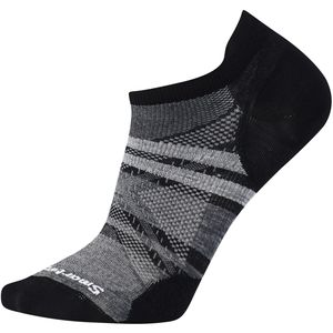 Smartwool PhD Run Ultra Light Pattern Micro Socks - Men's
