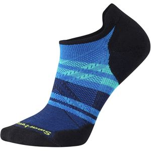 Smartwool PhD Run Light Elite Pattern Micro Sock