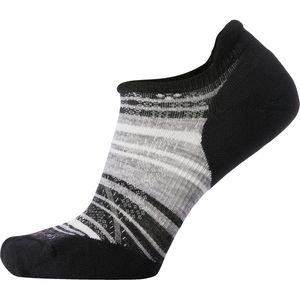 Smartwool PhD Run Light Elite Striped Micro - Women's