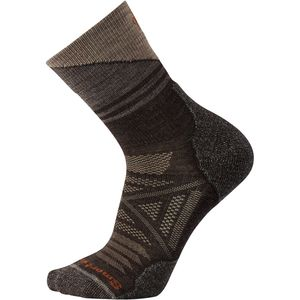 Smartwool PhD Outdoor Light Pattern Mid Crew - Men's