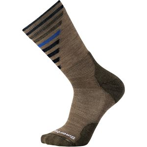 Smartwool PhD Outdoor Light Pattern Crew - Men's