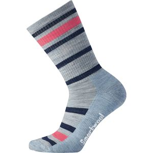 Smartwool Striped Hike Light Crew - Women's