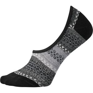 Smartwool Beyond The Hive Hide And Seek No Show Socks - Women's