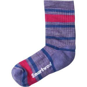 Smartwool Striped Hike Light Crew - Kids'