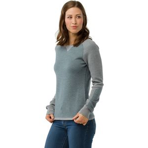 7f1e10254c8023 Smartwool Dacono Ski Crew Sweater - Women's | Steep & Cheap