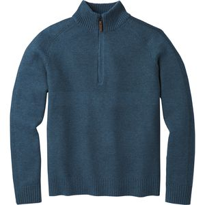 Smartwool Ripple Ridge 1/2-Zip Sweater - Men's