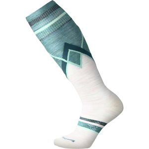 Smartwool PhD Ultra Light Pattern Ski Sock - Women's