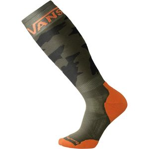 Smartwool PhD Slopestyle Vans Trout Light Sock - Men's