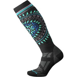 Smartwool Ski MED Pattern Circle Sock - Women's