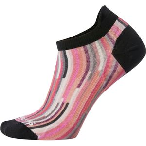Smartwool PhD Run Ultra Light Print Micro Sock - Women's
