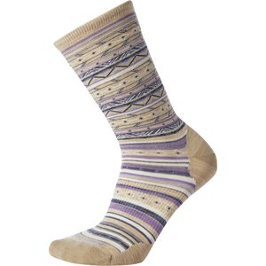 Smartwool Ethno Graphic Crew Sock - Women's