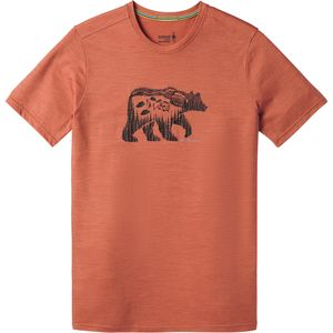 Smartwool Merino Sport 150 Bear Camp T-Shirt - Men's