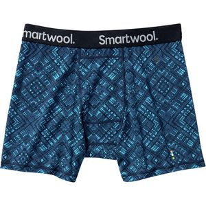 Smartwool Merino 150 Printed Boxer Brief - Men's