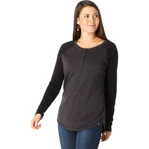 Smartwool Merino 250 Travel Henley Top - Women's