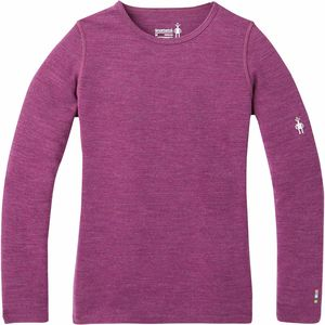 Smartwool Merino 250 Baselayer Crew Top - Girls'