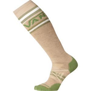 Smartwool PhD Snow Vans Stripes Medium Sock