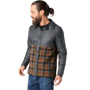 Deals on Smartwool Smartloft Anchor Line Shirt Mens Jacket
