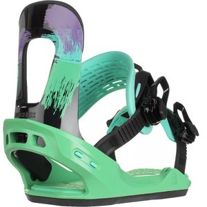 Switchback Static Snowboard Bindings - Women's