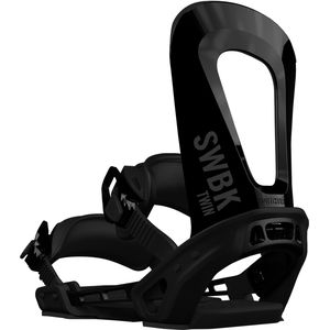 Switchback Twin Snowboard Binding