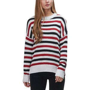 360 Cashmere Stripe Sweater - Women's