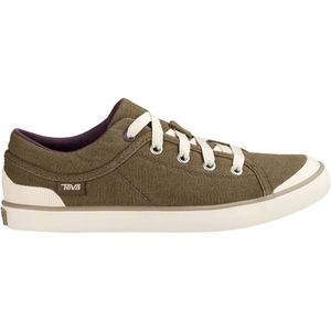 Teva Freewheel Washed Canvas Shoe - Women's