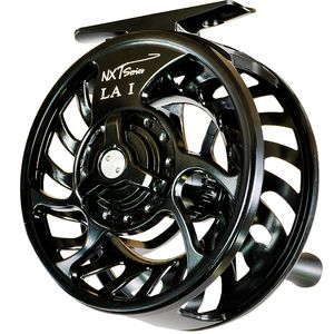 TFO NXT Large Arbor Pre-Spooled Fly Reel