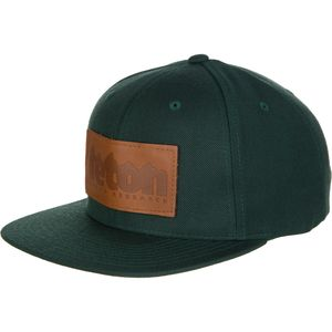 Teton Gravity Research Jackson Leather Patch Snapback Hat - Men's