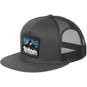 Teton Gravity Research 96 Badge Trucker Hat