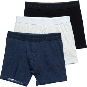 Tahari Scratched Out 3-Pack Boxer Brief-Men's