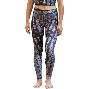 Teeki Diamond Tribe Charcoal Hot Pant - Women's