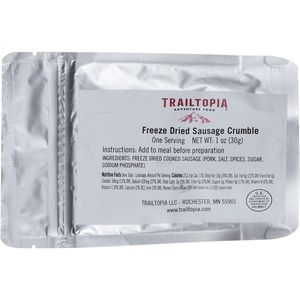 Trailtopia Sausage Crumble Side Pack